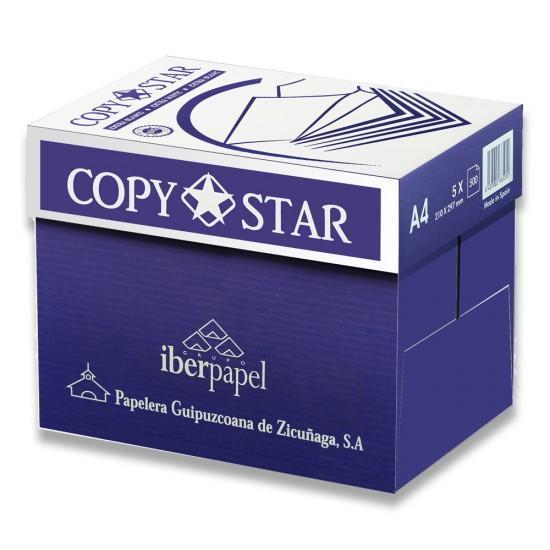 Carta A4 Copy Star 80 gr - 5 risme