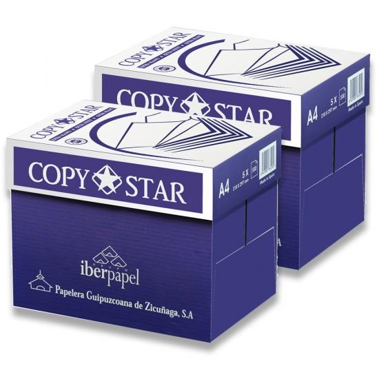Carta A4 Copy Star 80 gr - 10 risme
