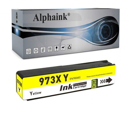 Cartuccia HP 973X Giallo Compatibile