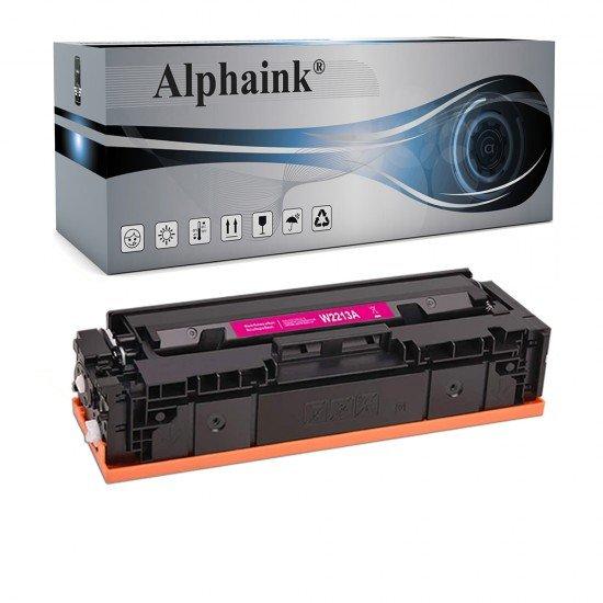 Toner per HP W2213A Magenta NO CHIP Compatibile