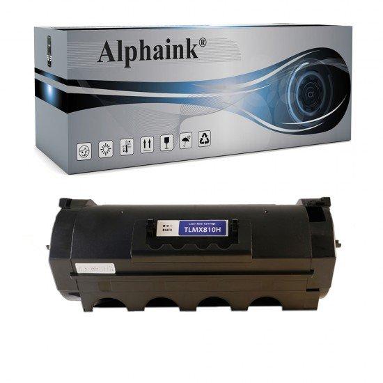 Toner Lexmark MX810 Compatibile