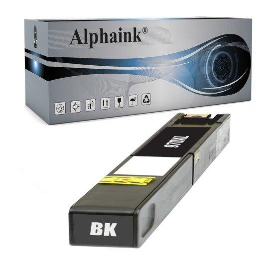Cartuccia HP 970XL BK Nero Compatibile