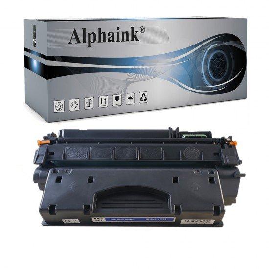 Toner HP Q7553X-Q5949X Nero Compatibile