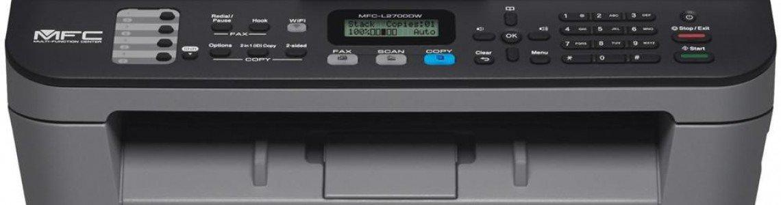 Come sostituire toner Brother MFC L2700DW