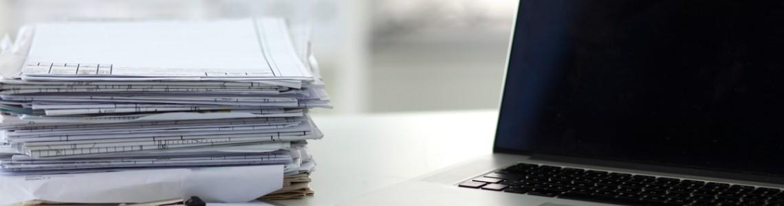 6 consigli su come risparmiare la carta in ufficio per non fare sprechi