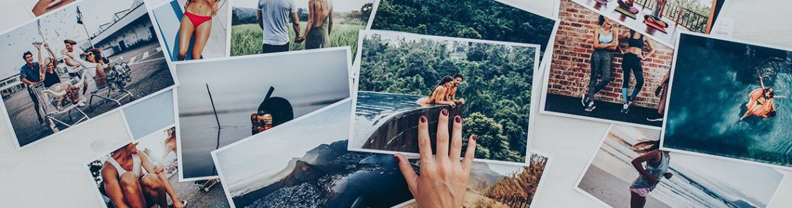 Guida per foto lovers: ecco come stampare foto digitali in casa