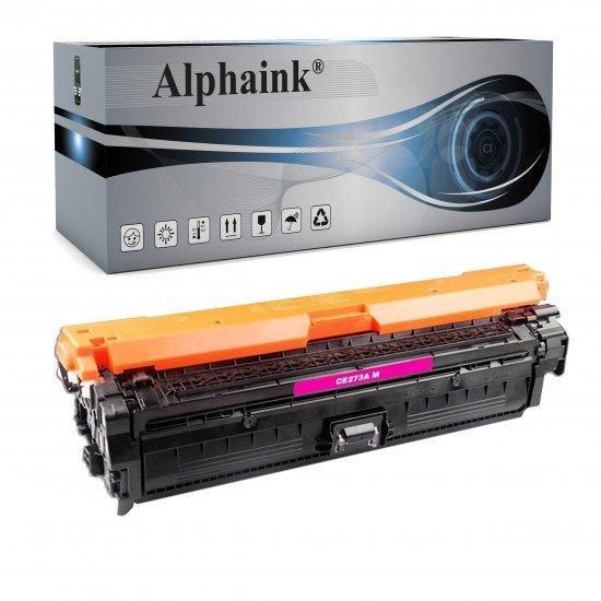 Toner HP CE273A Magenta Compatibile