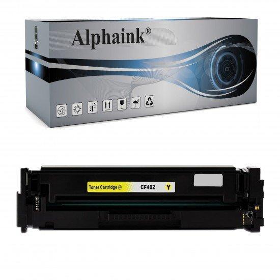Toner HP CF402X Giallo Compatibile