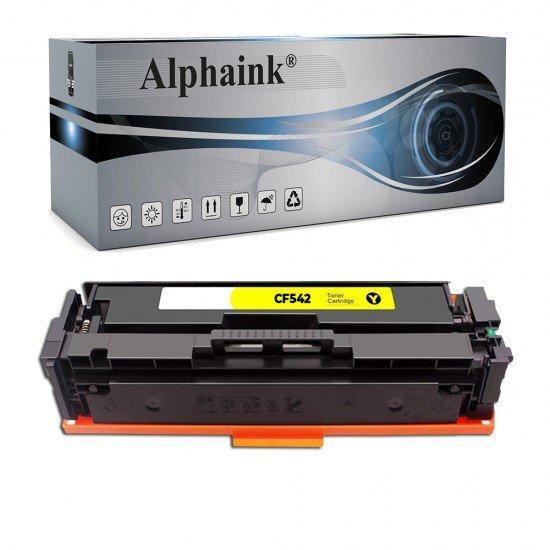 Toner HP CF542A Giallo Compatibile