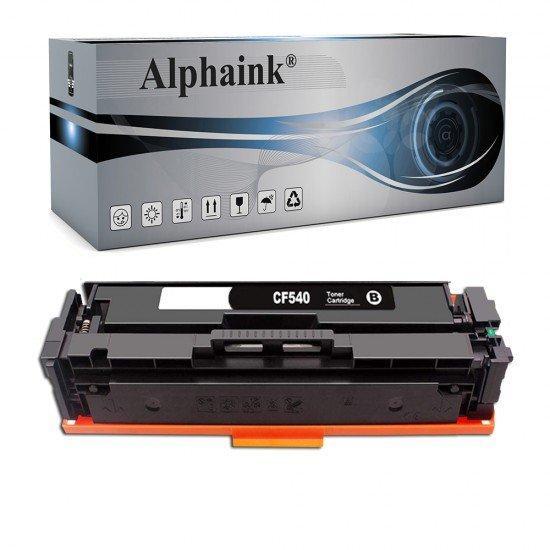Toner HP CF540A Nero Compatibile
