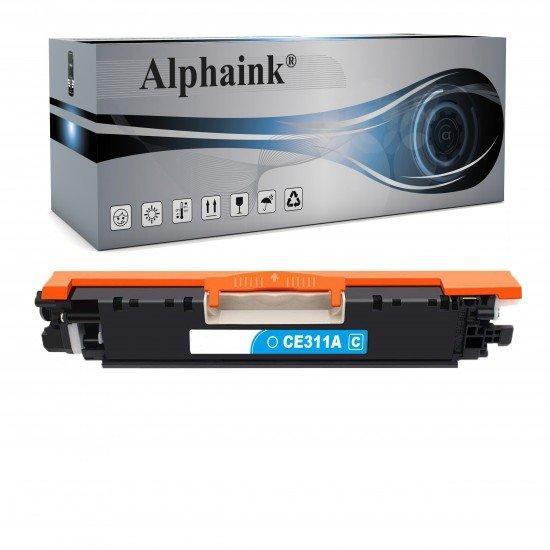 Toner HP Laserjet CE311A Ciano Compatibile