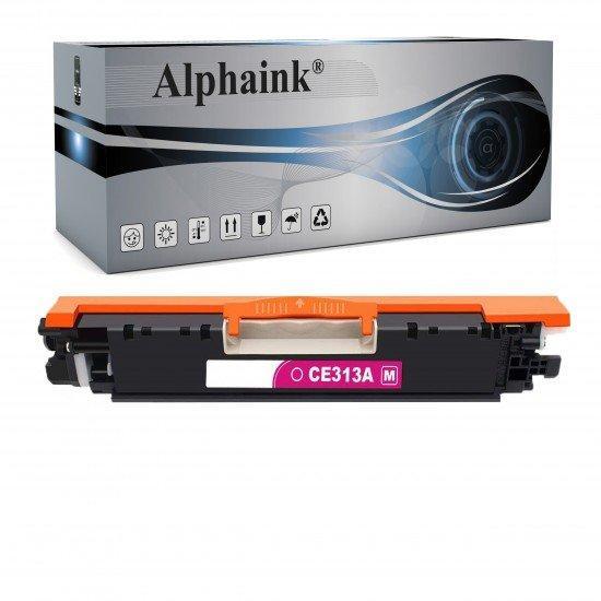 Toner HP CE313A Magenta Compatibile