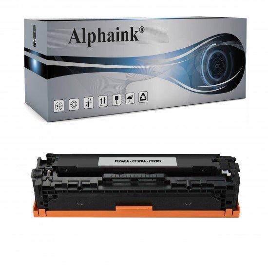 Toner HP CB540A-CE320A-CF210X Nero Rigenerato