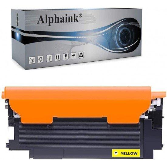 Toner per HP W2072A Giallo NO CHIP Compatibile