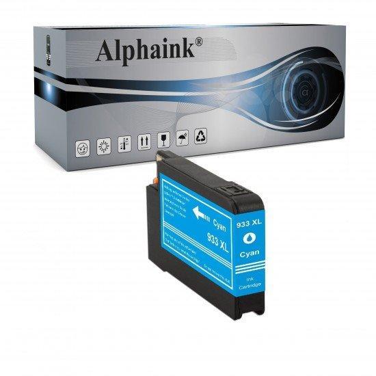 Cartuccia HP 933 XL C Ciano Compatibile