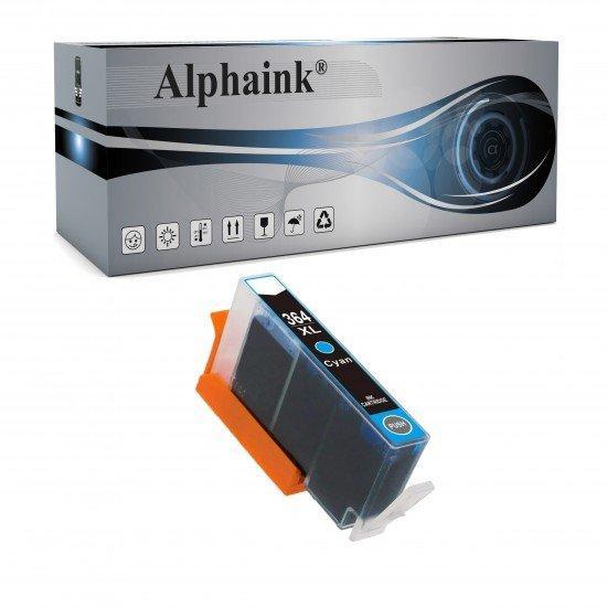Cartuccia HP 364 C Ciano con CHIP Compatibile