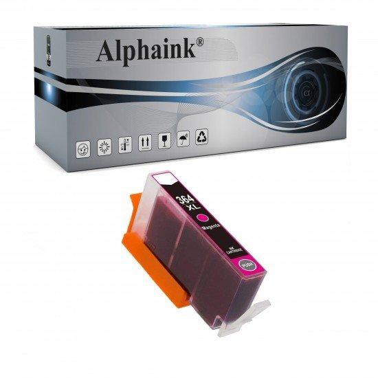 Cartuccia HP 364 XL M Magenta con CHIP Compatibile