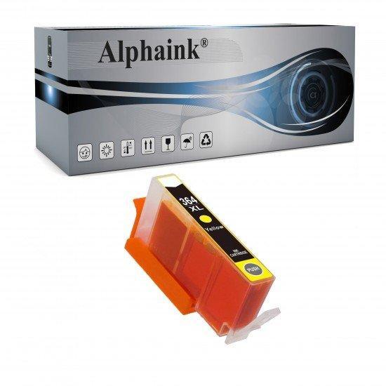 Cartuccia HP 364 Y Giallo NO CHIP Compatibile