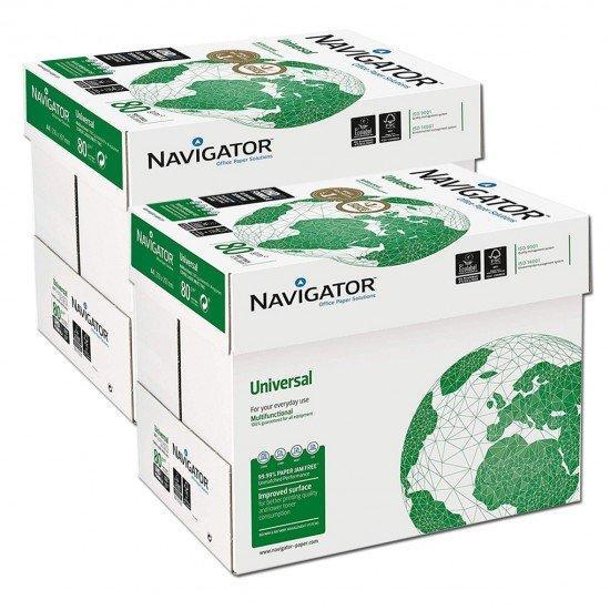 Carta A4 Navigator 80gr - 10 risme
