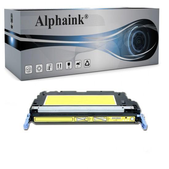 Toner HP Q6472A Giallo Compatibile
