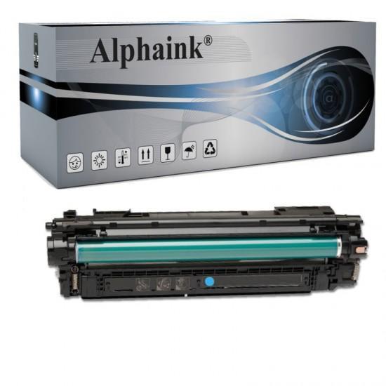 Toner HP CF461X Ciano CHIP Compatibile