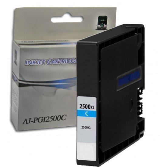 Cartuccia Canon PGI2500C Ciano Compatibile