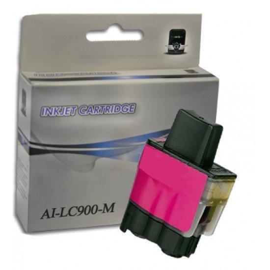 Cartuccia Brother LC-900-M Magenta Compatibile