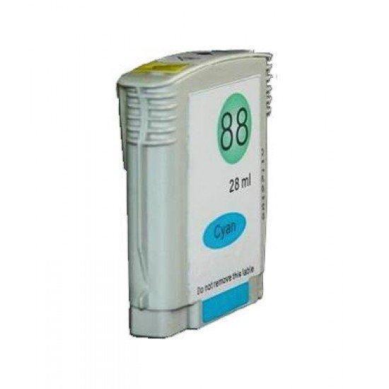 Cartuccia HP 88 C Ciano Compatibile