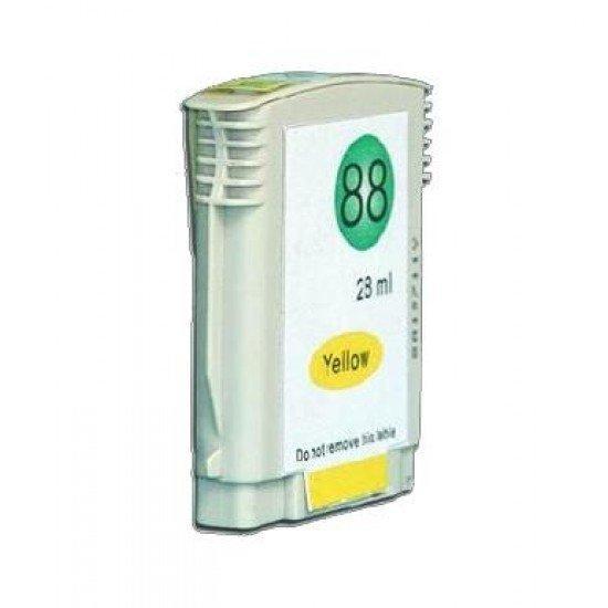 Cartuccia HP 88 G Giallo Compatibile